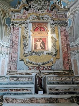 Santuario Madonna del Tavoletto - Sommariva Perno - Pietà del XV Sec