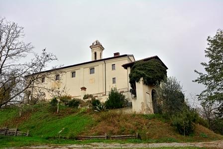Santuario Madonna del Tavoletto - Sommariva Perno - Esterno