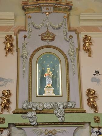 Santuario Madonna della Bassa - Primitiva cappella