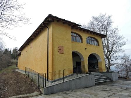 Santuario Madonna della Bassa - Edificio