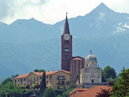 Basilica di San Maurizio e Santuario Madonna delle Grazie a Pinerolo