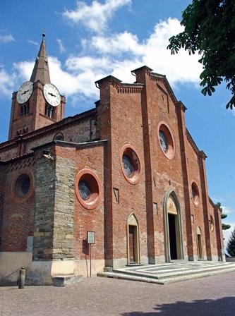 Basilica di San Maurizio a Pinerolo