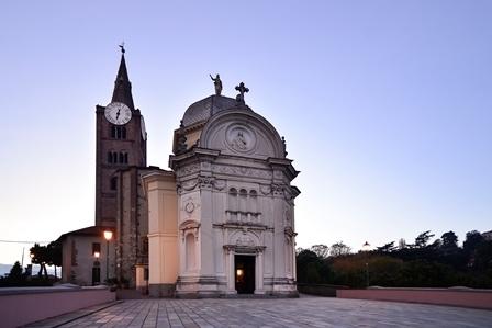 Santuario Madonna delle Grazie a Pinerolo
