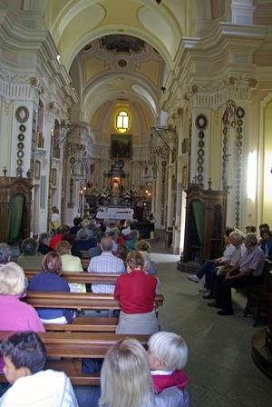 Santuario Madonna di Loreto a Groscavallo - Inerno