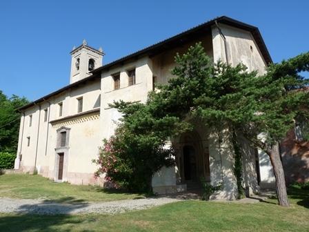 Santuario della Beata Vergine del Carmelo al Colletto di Pinerolo