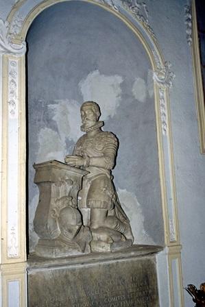 Monumento funebre a Manfredo Solaro