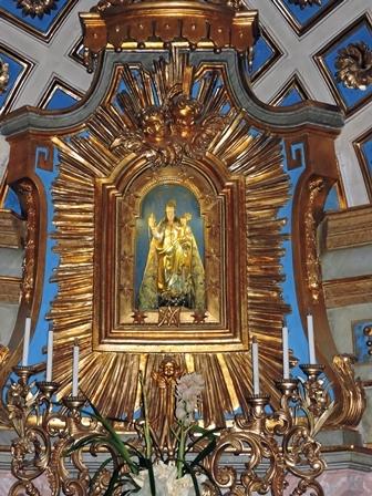 Interno Santuario di Nostra Signora della Stella 1
