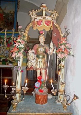 Statua di San Besso