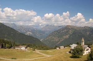 Santuario Madonna della Neve - Alpe di Mera (Scopello)