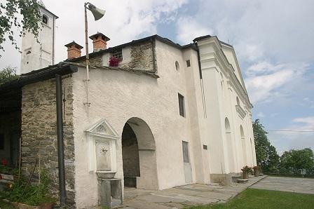 Santuario Madonna della Neve - Bagnolo Piemonte