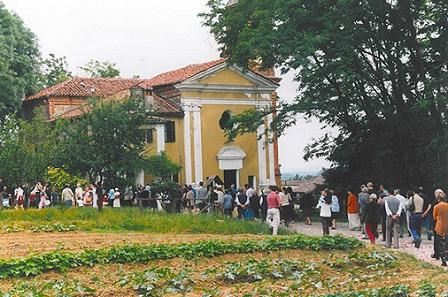 santuario di Santa Maria in Zinzolano - Bairo