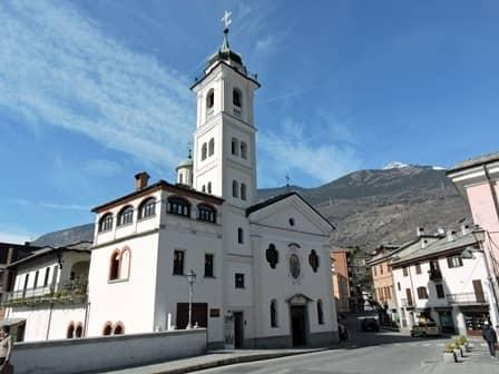 Chiesa Madonna del Ponte a Susa