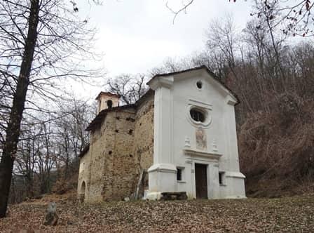 Santuario Madonna della neve - Ollasca - Val Grana