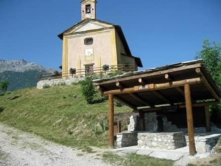 Santuario di San Maurizio di Acceglio - Val Maira