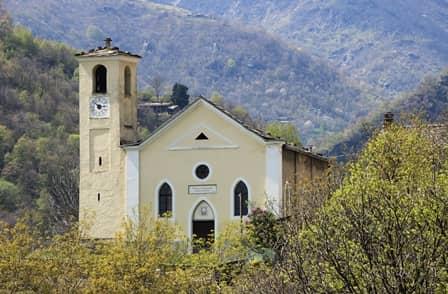 I valdesi - Tempio del Serre - Angrogna