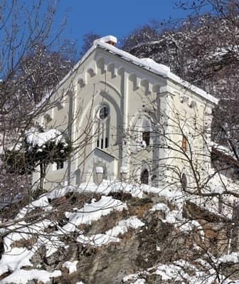 I valdesi - Tempio di Pra del Torno - Angrogna