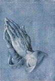 Mani in preghiera di Albrecht Dú